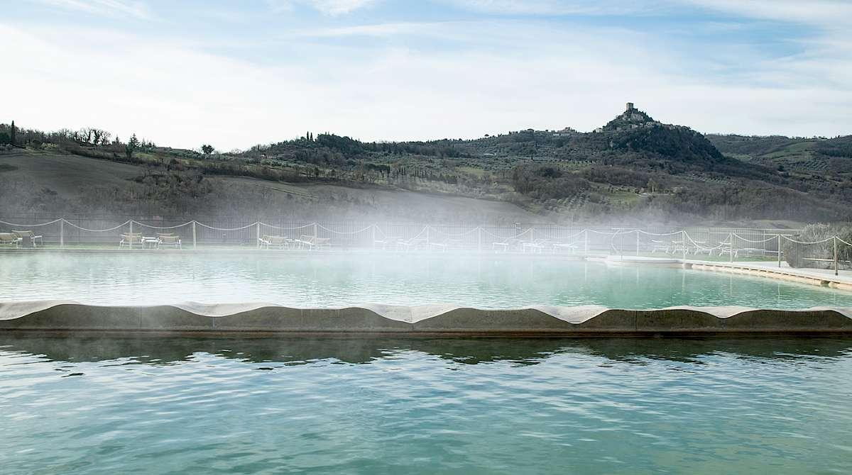 Home albergo posta marcucci bagno vignoni toscana
